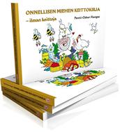 Kuva tuotteesta Pentti-Oskari Kangas: Onnellisen miehen keittokirja