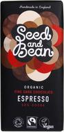 Kuva tuotteesta Seed and Bean Luomu Espresso Suklaa