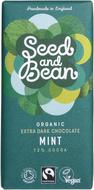 Kuva tuotteesta Seed and Bean Luomu Minttu Suklaa