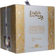 Kuva tuotteesta English Tea Shop Luomu Joululajitelma Kultainen kuutio