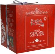 Kuva tuotteesta English Tea Shop Luomu Joululajitelma Punainen kuutio