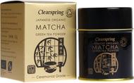 Kuva tuotteesta Clearspring Luomu Matcha Vihreä teejauhe