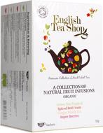Kuva tuotteesta English Tea Shop Luomu Teelajitelma Fruit