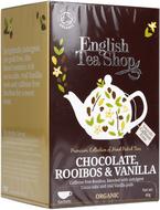 Kuva tuotteesta English Tea Shop Luomu Suklaa-Rooibos-Vanilja Tee
