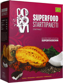 Kuva tuotteesta CocoVi Luomu Superfood Starttipaketti