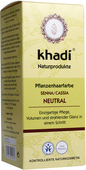 Kuva tuotteesta Khadi Kasvihiusväri Neutral Henna