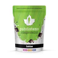 Kuva tuotteesta Puhdistamo Riisiproteiini Suklaa