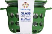 Kuva tuotteesta Lifefactory Eväsrasia 475 ml, ruohonvihreä