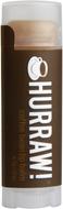 Kuva tuotteesta Hurraw! Huulivoide Kahvipapu