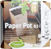 Kuva tuotteesta Paper Pot Istutusruukku, 0,5 l