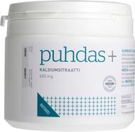 Kuva tuotteesta Puhdas+ Kalsiumsitraatti 600 mg