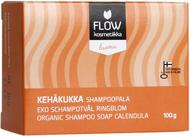 Kuva tuotteesta FLOW Kosmetiikka Kehäkukka Shampoopala