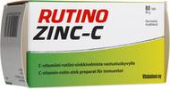 Kuva tuotteesta Rutino Zinc-C, 80 tabl
