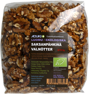 Kuva tuotteesta Aduki Luomu Saksanpähkinä 1 kg