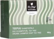 Kuva tuotteesta FLOW Kosmetiikka Teepuu Shampoopala