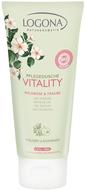 Kuva tuotteesta Logona Vitality Suihkugeeli Ruusu & Viinirypäle