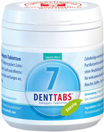 Kuva tuotteesta Denttabs Hampaidenpesutabletit, 125 tabl