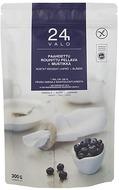 Kuva tuotteesta VALO 24h Paahdettu rouhittu pellavansiemen + mustikka