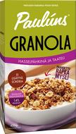 Kuva tuotteesta Pauluns Granola Hasselpähkinä & Taateli