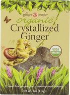 Kuva tuotteesta The Ginger People Luomu Kristalloidut inkiväärikuutiot