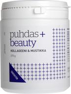Kuva tuotteesta Puhdas+ Beauty Kollageeni + Mustikka