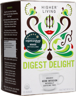 Kuva tuotteesta Higher Living Luomu Digest Delight tee