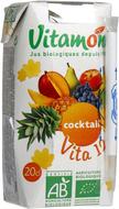 Kuva tuotteesta Vitamont Luomu Pillimehu - 12 hedelmää
