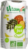 Kuva tuotteesta Vitamont Luomu Pillimehu - Ananas
