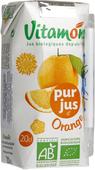 Kuva tuotteesta Vitamont Luomu Pillimehu - Appelsiini