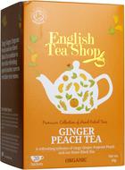 Kuva tuotteesta English Tea Shop Luomu Inkivääri-persikkatee