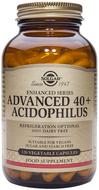 Kuva tuotteesta Solgar Advanced 40+ Acidophilus, 120 kaps