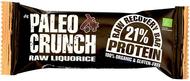 Kuva tuotteesta Paleo Crunch Luomu Raaka Proteiinipatukka Lakritsi