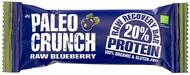Kuva tuotteesta Paleo Crunch Luomu Raaka Proteiinipatukka Mustikka