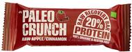 Kuva tuotteesta Paleo Crunch Luomu Raaka Proteiinipatukka Omena-kaneli