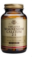 Kuva tuotteesta Solgar Magnesium-Kalsium Kelaatti 2:1