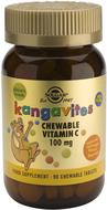 Kuva tuotteesta Solgar Kangavites Imeskeltävä C-vitamiini lapsille