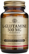 Kuva tuotteesta Solgar L-Glutamiini, 50 kaps