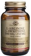 Kuva tuotteesta Solgar L-Arginiini L-Ornitiini