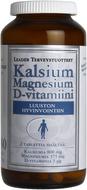 Kuva tuotteesta Leader Kalsium-Magnesium-D-vitamiini