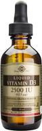 Kuva tuotteesta Solgar D3-vitamiini nestemäinen
