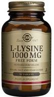 Kuva tuotteesta Solgar L-Lysiini 1000 mg, 50 tabl