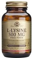 Kuva tuotteesta Solgar L-Lysiini 500 mg