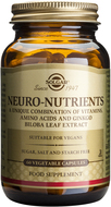 Kuva tuotteesta Solgar Neuro-Nutrients, 60 kaps