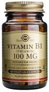 Kuva tuotteesta Solgar B1-vitamiini