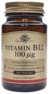 Kuva tuotteesta Solgar B12-vitamiini 100 mikrog