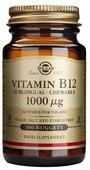 Kuva tuotteesta Solgar B12-vitamiini 1000 mikrog, 100 tabl