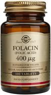 Kuva tuotteesta Solgar Foolihappo 400 mikrog