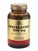 Kuva tuotteesta Solgar Resveratrol 250 mg