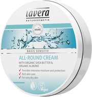 Kuva tuotteesta Lavera Basis Sensitiv All-round Cream voide