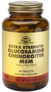 Kuva tuotteesta Solgar Glukosamiini-Kondroitiini-MSM, 60 tabl